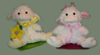 Scented Critters-Lambs