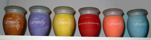 10oz Family Jar Soy Candle
